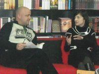 Na spotkaniu z Olą Paprotą