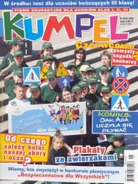Okładka czerwcowego miesięcznika KUMPEL