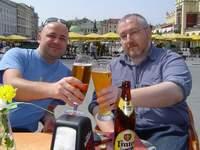Z Piotrem na Rynku
