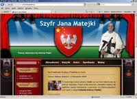 Portal szyfrjanamatejki.pl w nowym wcieleniu