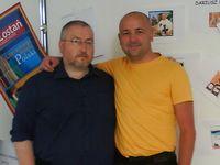 Z Piotrem w SZTYGARCE