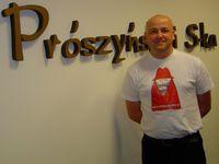 W siedzibie Prószyńskiego