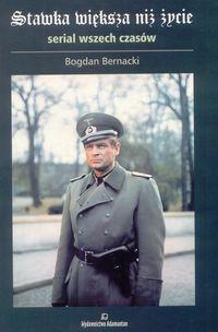 Okładka książki Bogdana Bernackiego