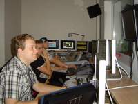 Reżyserka programu Radio Silesia